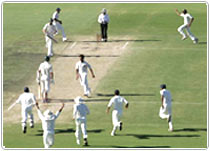 4rd Test Match Australia Vs India