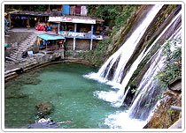 Kempty Fall Trek, Uttarakhand Tours
