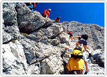 Mountaineering Expedition Baljuri Climb