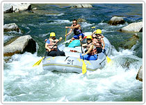 Rafting & Angling in Arunachal